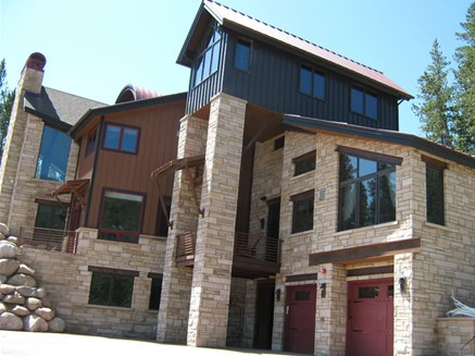 luxury vacation rental copper mountain