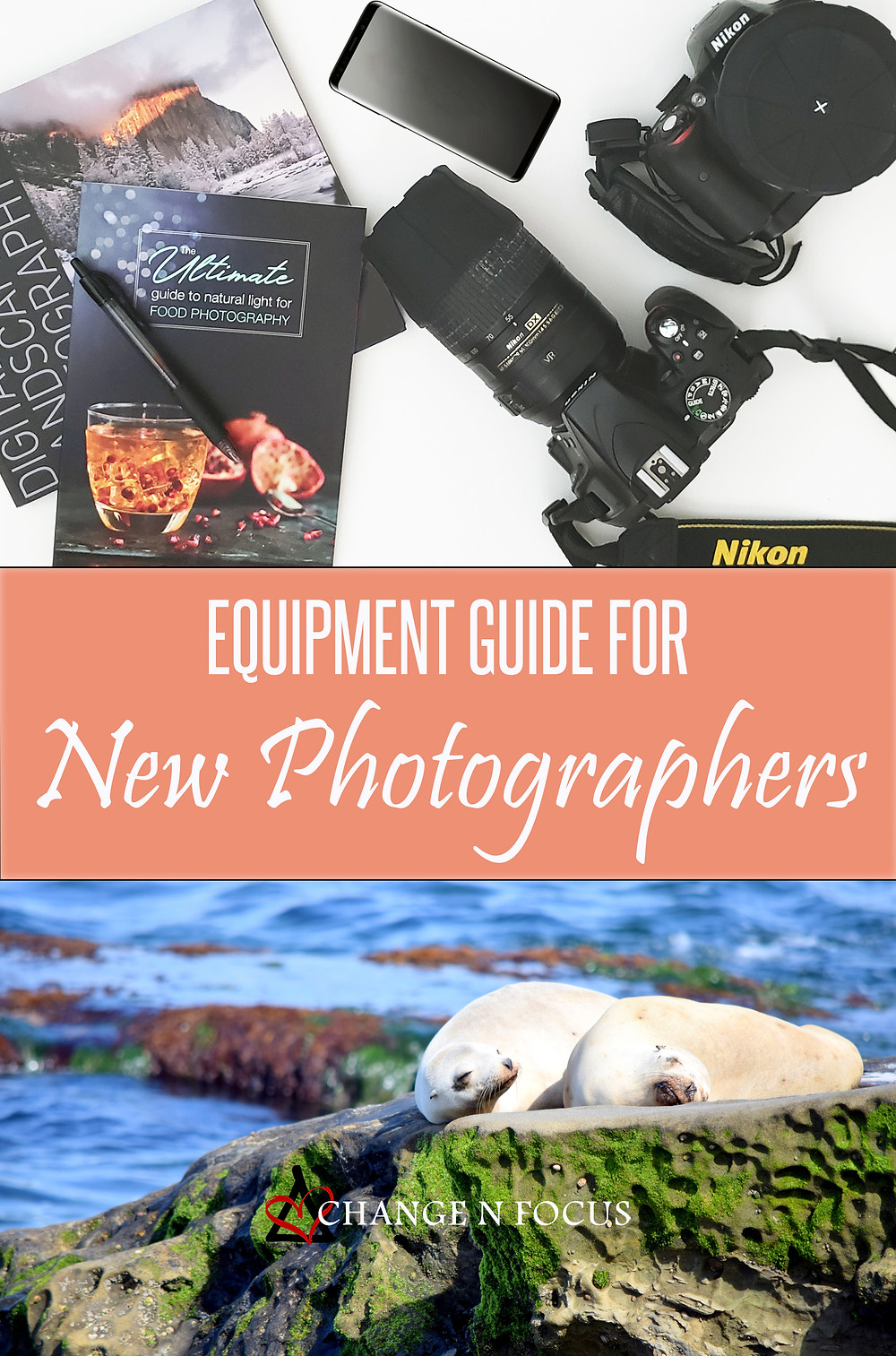 equipment guide for new photographers