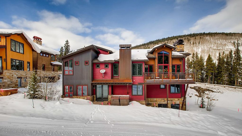 Lewis Ranch Lodge Copper Mountain