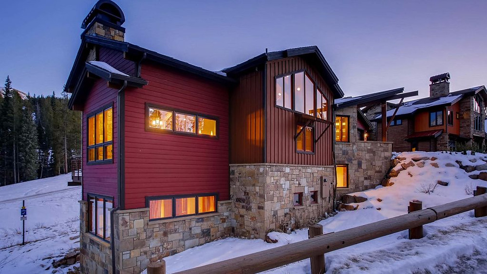 Lewis Ranch Lodge at Copper Mountain