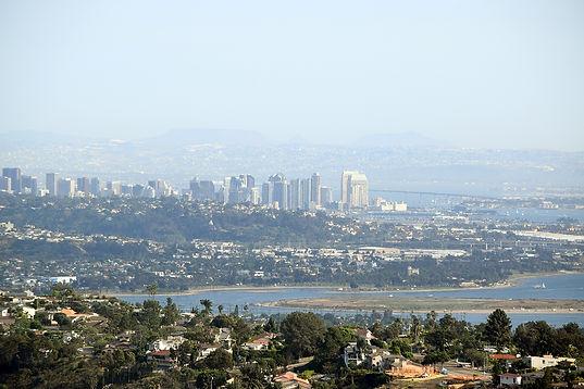 California-MtSoledad-DowntownView-SanDie