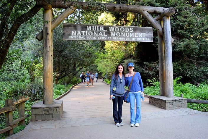 SanFrancisco-California-MuirWoods-Nation