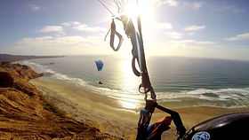 The Most Anxious Paraglider of Torrey Pines