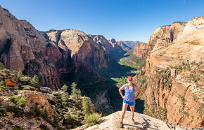 Inside a Hiker's Mind at Angel's Landing