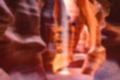 Antelope Canyon Light Beam - Change N Focus Art Gallery & Print Shop