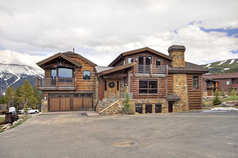 Luxury Home Rental Copper Mountain