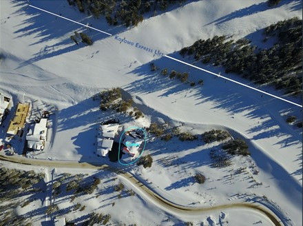 location of copper mountain luxury vacation rental