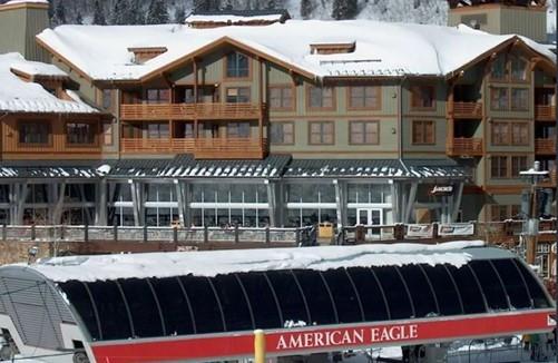 Copper One Lodge Copper Mountain Colorado