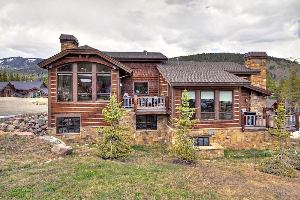 Luxury Home Rental Copper Mountain Colorado