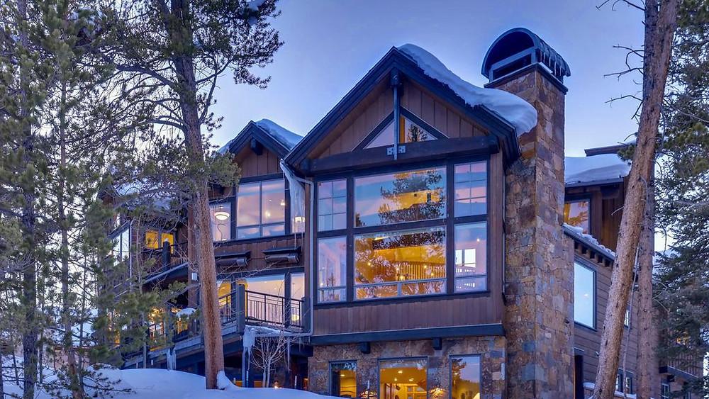 Copper Mountain Luxury Home Kokomo Lodge