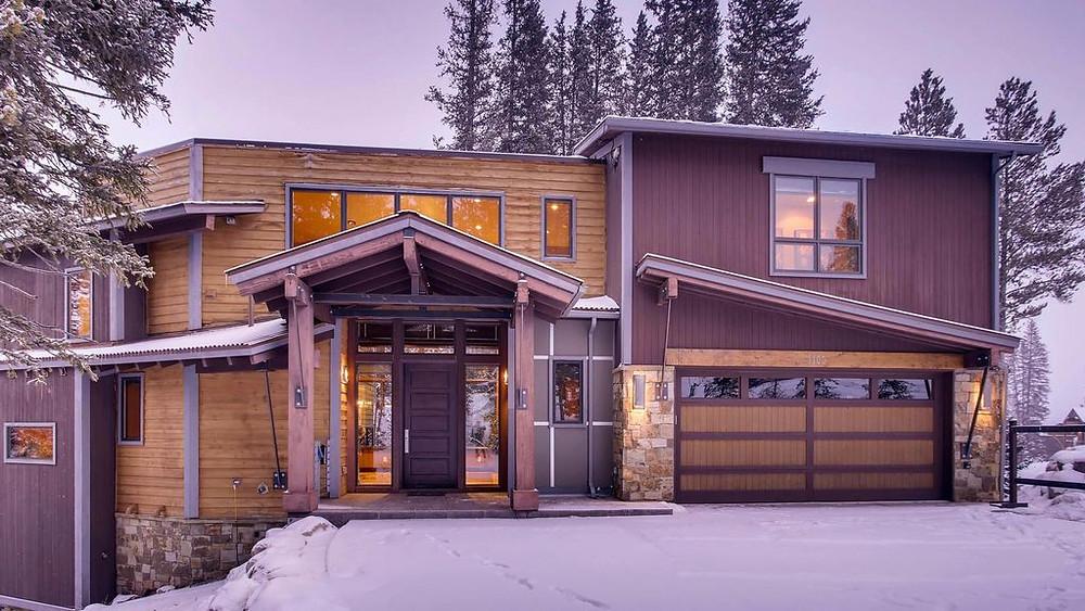 Baker House Copper Ski Resort