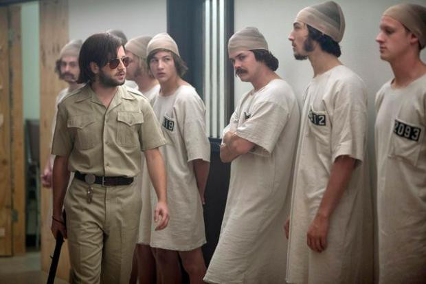 STANFORD PRISON EXPERIMENT SCENE FROM MOVIE