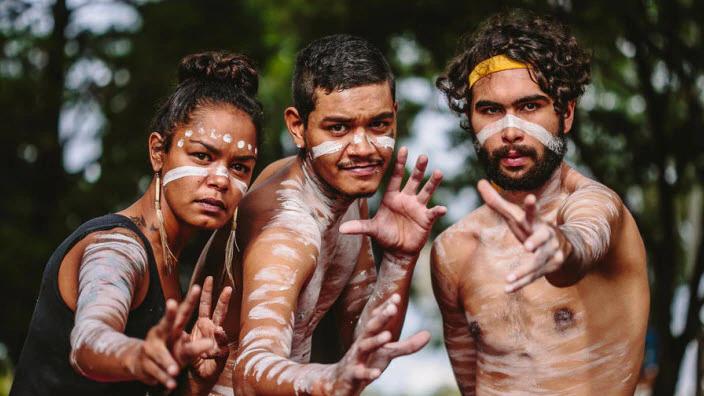 ABORIGINALS AND TORRES STRAIT ISLANDERS OF AUSTRALIA