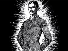 The man who sought a connection with Science and Vedic philosophy: The Great Nikola Tesla