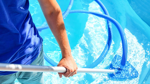 St. Augustine pool cleaning service