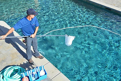 pool service in St. Augustine, FL