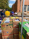 Queens Supports Food Pantries