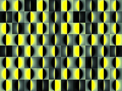 Tan Wave Yellow