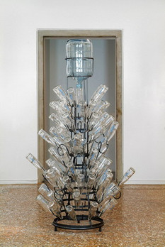 Orta Water — Bottle rack