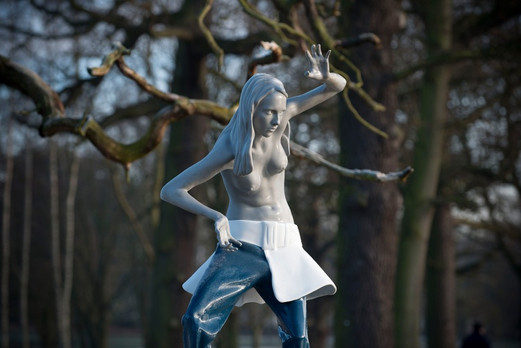 Woodland Spirit - Diana