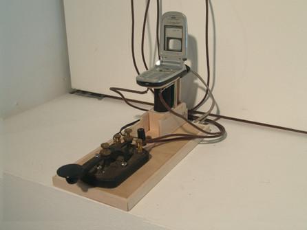 Telegraph Cell Phone (detail)