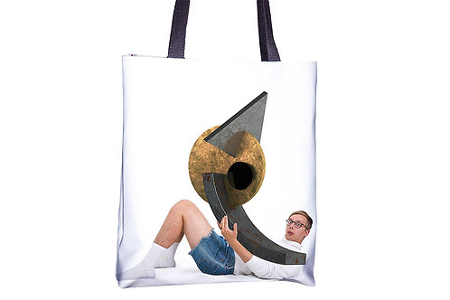 Jeremy Bailey - You Tote Bag (221)