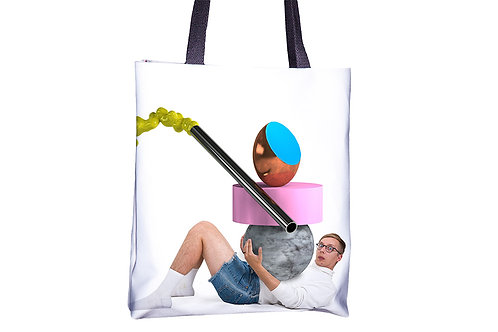 Jeremy Bailey - You Tote Bag (121)