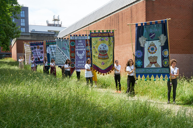 Procession Banners