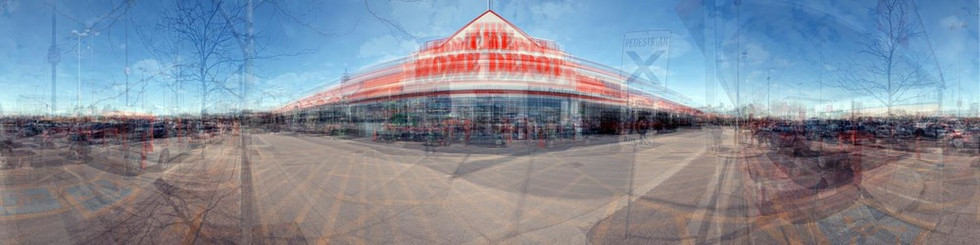Eleven Home Depots, Southern Ontario