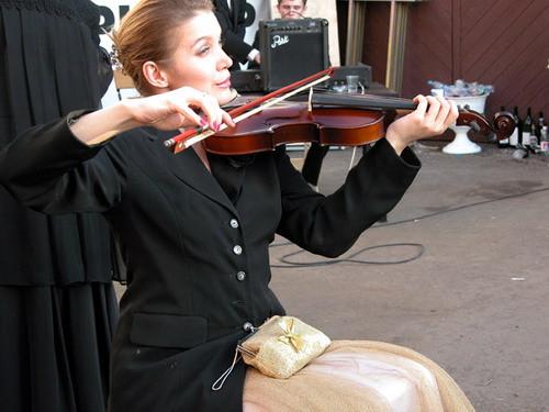 Madonna del Violino