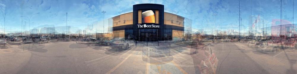 Nine Beer Stores, Southern Ontario