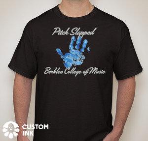 Pitch Slapped Berklee T Shirt