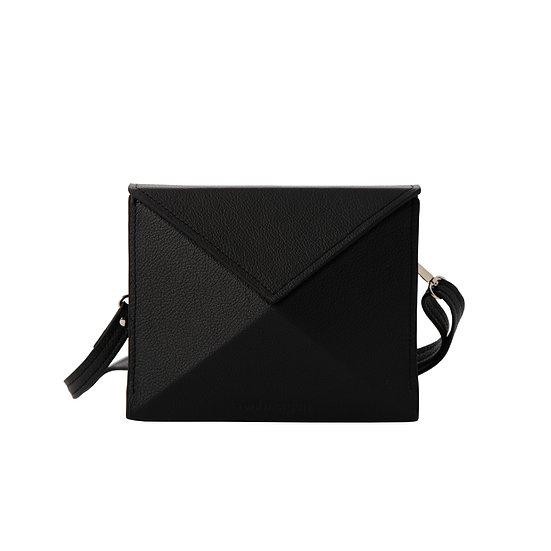 noshi in nero leather