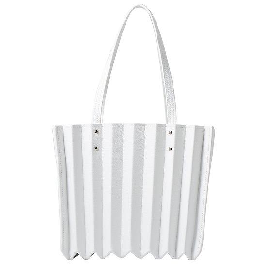 arko in bianco leather