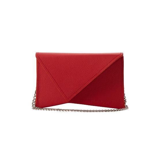 ori in red leather