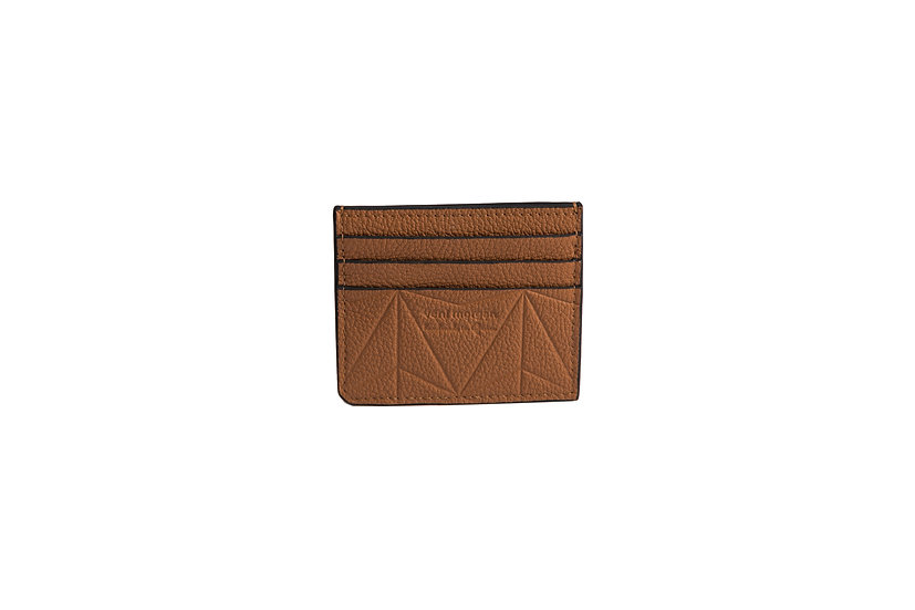 wallet 101 in brown leather