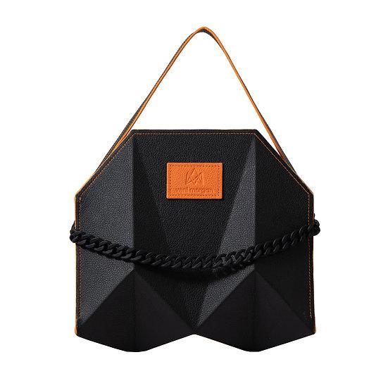 bako in street nero leather