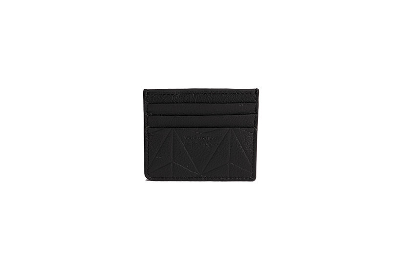 wallet 101 in black leather