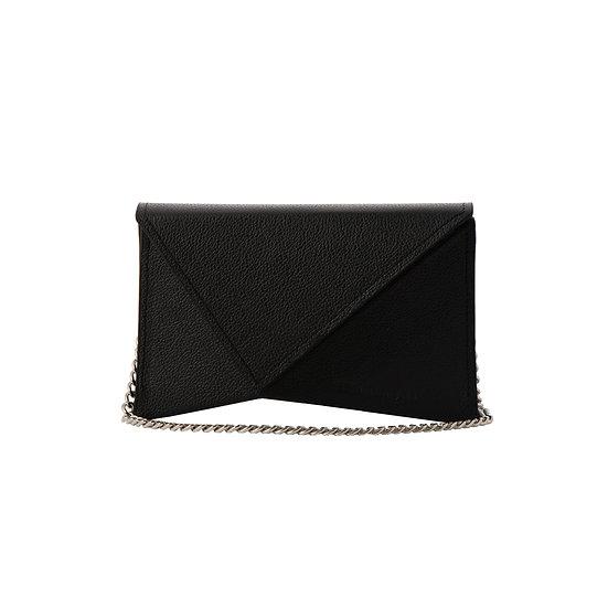 ori in nero black leather
