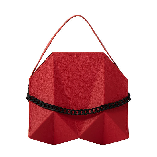 bako in red leather (black edition)