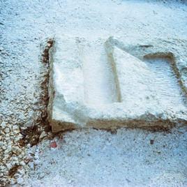 La Nautique (pressoir à huile), fouilles Inrap, juillet 2020