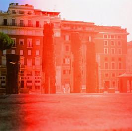 Rome, Largo Argentina, été 2018