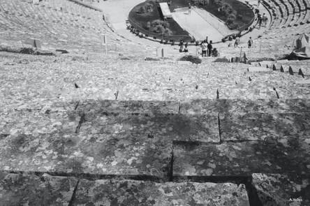 Théâtre d'Epidaure, été 2021