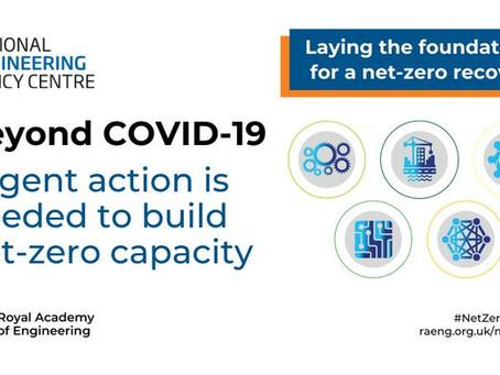 Пять основ для восстановления чистых нулевых выбросов после COVID-19