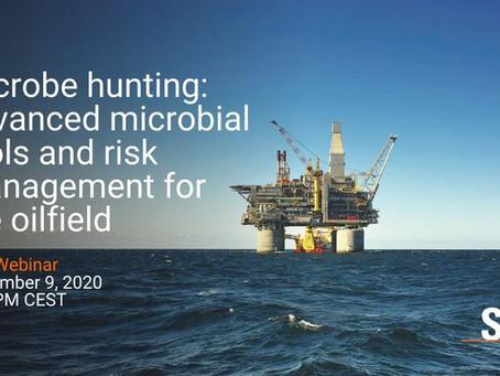 Влияние микробов на нефтяной промысел обсудят на вебинаре