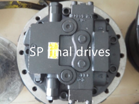 The conventional parameters of the hydraulic motor, the troubleshooting steps?
