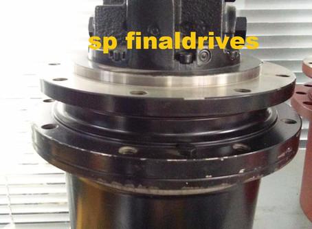 Check  Final drive motors