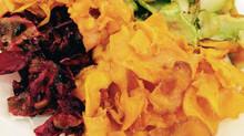 Perfect Veggie Chips