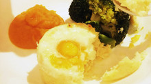 Cauliflower Egg Cups