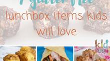 Gluten Free Lunchbox Items